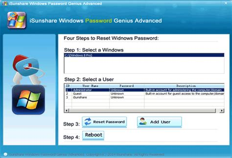 tool reset windows 8 password learn about password reset tool for windows 8 techyv com