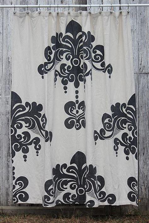dark gray shower curtain discontinued couture dreams textiles enchantique shower