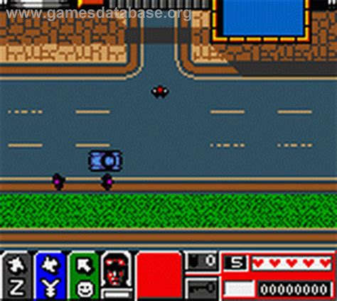 Grand Theft Auto 2 by Grand Theft Auto 2 Nintendo Boy Color Database