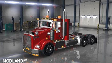 kenworth  colombia mod  american truck simulator ats