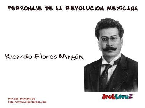 imagenes de la revolucion mexicana con nombres ricardo flores mag 243 n personaje de la revoluci 243 n mexicana