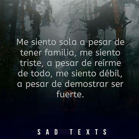 imagenes tristes me siento sola me siento solo a pesar de tener familia me siento triste