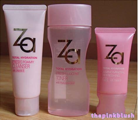 Eyeliner Za review za cosmetics total hydration bundle fresh foamy