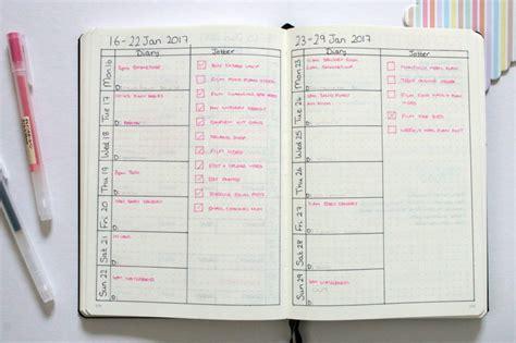best layout for journal top 5 bullet journal weekly spreads hello deborah