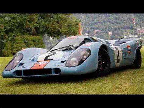 Porsche 917 Video by Gulf Porsche 917k Start Up Sound Youtube