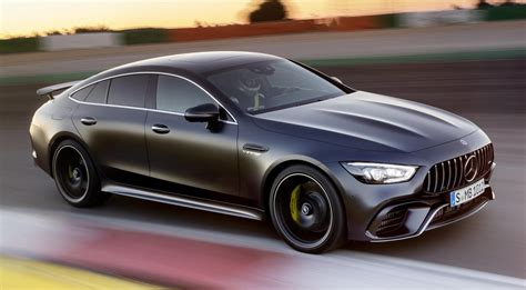 2019 Mercedes Amg Gt by Official 2019 Mercedes Amg Gt 4 Door Coupe