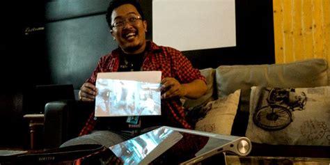 Kain Proyektor menjajal 2 pro tablet yang bisa bikin bioskop mini