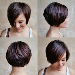 side view modified stacked hairstyle 20 fabulous long pixie haircuts nothing but pixie cuts