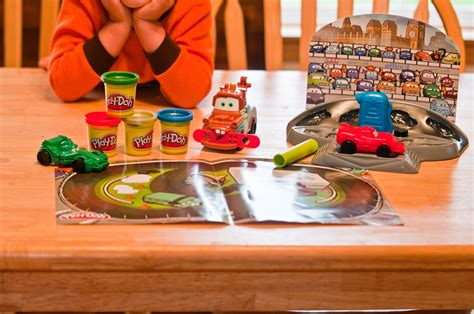 Play Doh Cars 2 Mold N Go Speedway play doh cars 2 mold n go speedway chasing supermom
