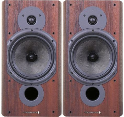 wharfedale 9 3 bookshelf speakers review test price