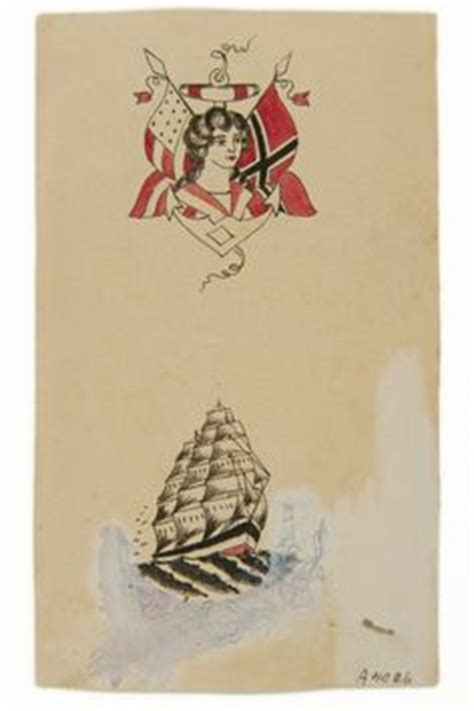 1930s tattoo designs vintage sailor designs from 1920s 1930s denmark