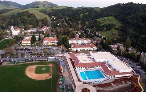 Marys College Of Ca Mba Program by Joseph L Alioto Recreation Center S College