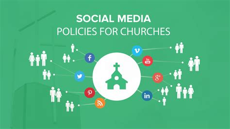 The Ultimate List Of Social Media Policies For Churches Ministries Social Church Church Social Media Template