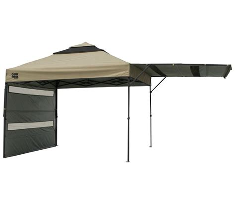 coleman gazebo with awning shade tents 10 x 10 portable outdoor pop up sun shade