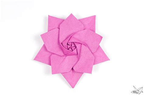 Origami List Of Things - origami tutorial designed by ali bahmani