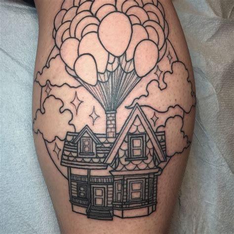 pixar tattoo pixar up search tattoos