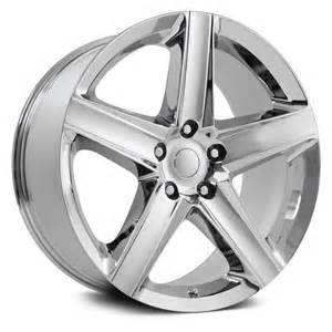 Jeep Srt Wheels Wheel Replicas 174 2006 Jeep Srt 8 Chrome