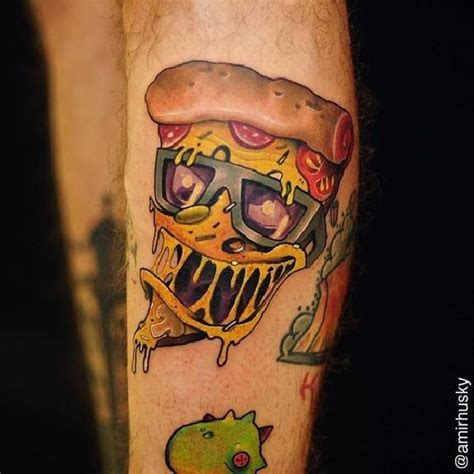 pizza tattoos 26 best pizza tattoos images on pizza