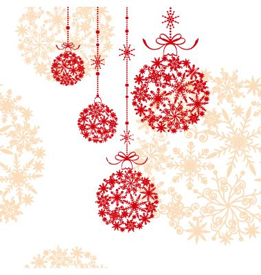 19 free vector christmas ornament images christmas