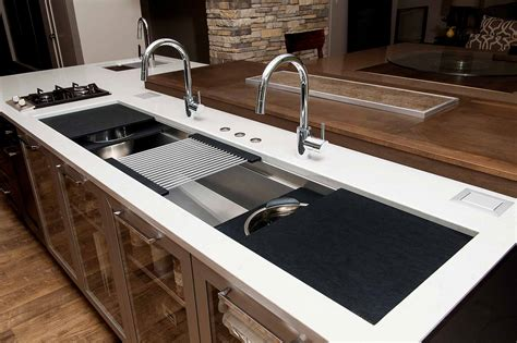 Big Kitchen Sinks Ideal Workstation 7 Iws 7