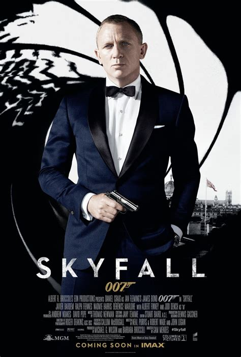 Film James Bond Film | james bond skyfall teaser trailer