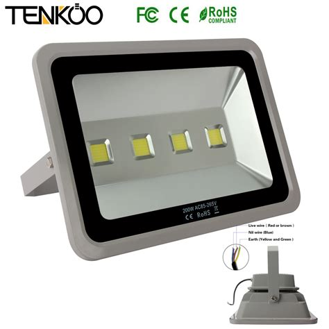 warm white led flood light 1pcs waterproof led flood light 200w warm cool white