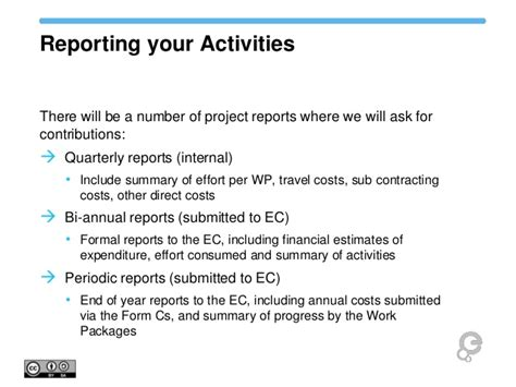 Governance Report Template Europeana Sounds Project Governance Reporting And