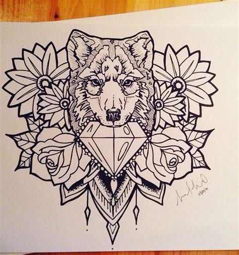 mandala tattoo guide 2017 christmas gift guide for her mandala wolf and tattoo