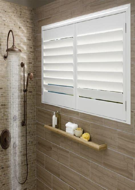 plantation shutters for bathroom window 36 best ideas about bali window shutters on pinterest