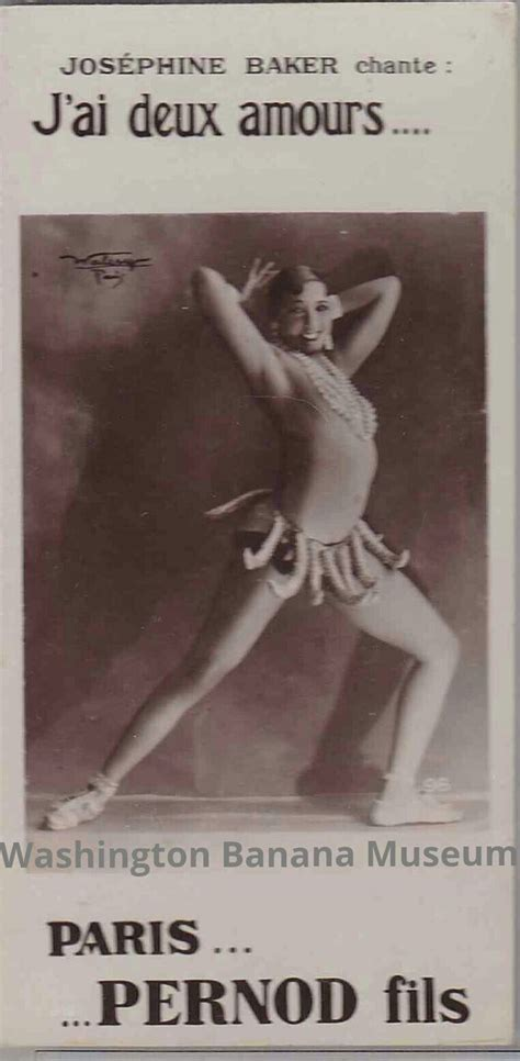 josephine baker  banana skirt images