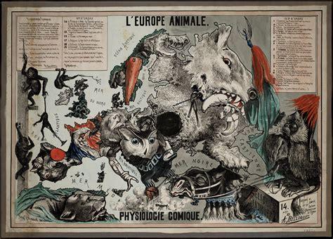 the nineteenth century europe 0198731353 des cartes satiriques 224 travers l histoire