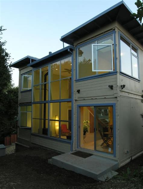 family home in a shipping container can you make it work container houses family houses and shipping container