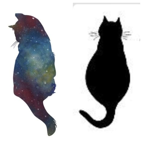 cat silhouette tattoo cat silhouette ideas cats sitting tattoos