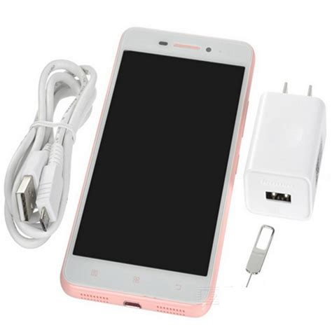 Update Android Ram 2gb lenovo s60w android 4 4 4g phone w 2gb ram 8gb rom pink free shipping dealextreme