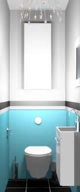 Supérieur Chambre Bleu Gris Blanc #6: photographie-decoration-wc-anthracite-et-blanc.jpg