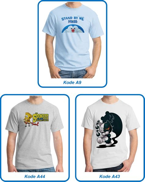 Kaos Green Light Grey jual kaos original doraemon murah
