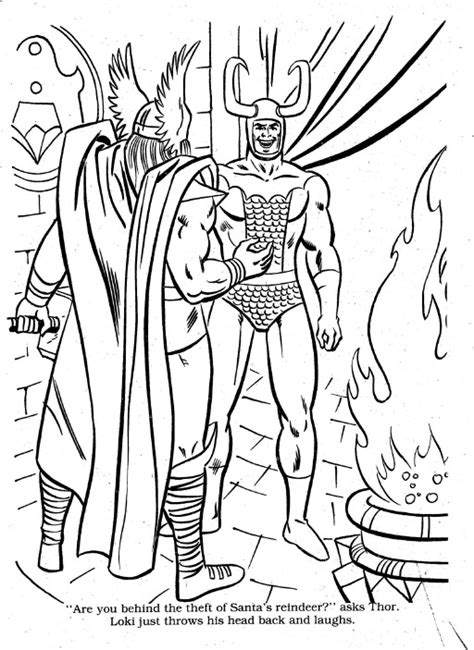 marvel christmas coloring pages jon s random acts of geekery cbt marvel super heroes