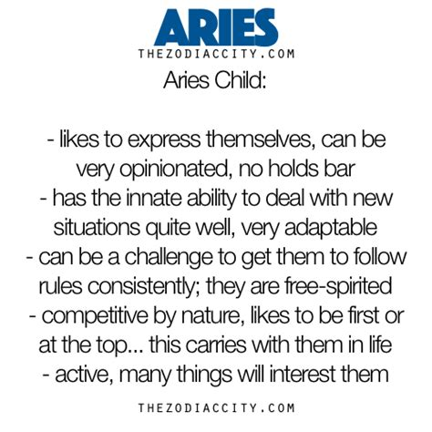 aries child tumblr