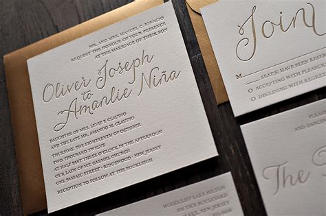 Letterpress Templates letterpress invitations template best template collection