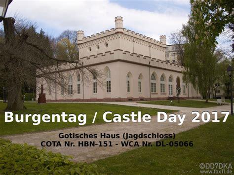gotisches haus bad homburg burgentag castle day 2017 amateurfunkclub bad homburg