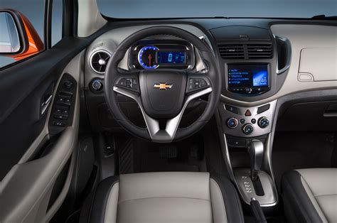 chevrolet trax interior 2015 chevrolet trax interior photo 5