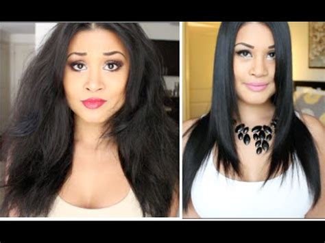 how to fix a dry look combover how to repair dry damaged hair youtube