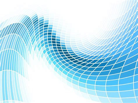Abstract Blue Waves Backgrounds Abstract Blue Templates Free Ppt Grounds And Powerpoint Ppt Templates