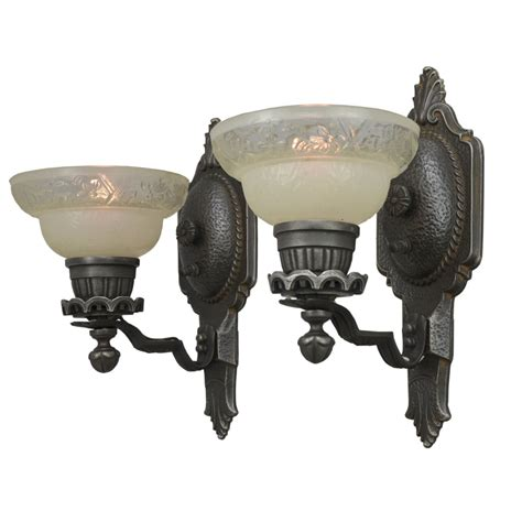 Wall Sconces For Sale Antique 1920 S Edwardian Or Arts Crafts Style Wall