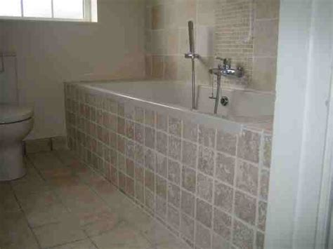 bathroom tiles or panels tiling a bath panel tilersforums co uk professional