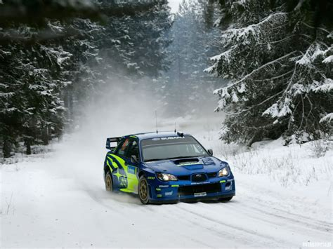 subaru snow wallpaper subaru impreza rally wallpaper image 156