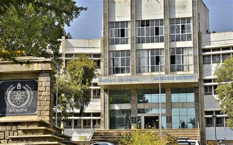 Bgs Mba College Bangalore by Time Employee Admitted To Regular Mba Course The Hindu