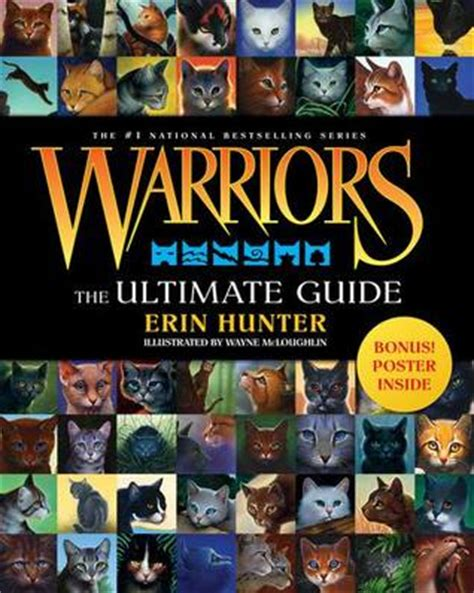 the worriers guide to warriors the ultimate guide by erin hunter reviews discussion bookclubs lists