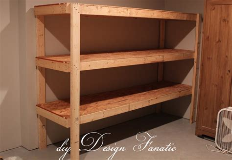 building basement shelves diy design fanatic diy storage how to store your stuff