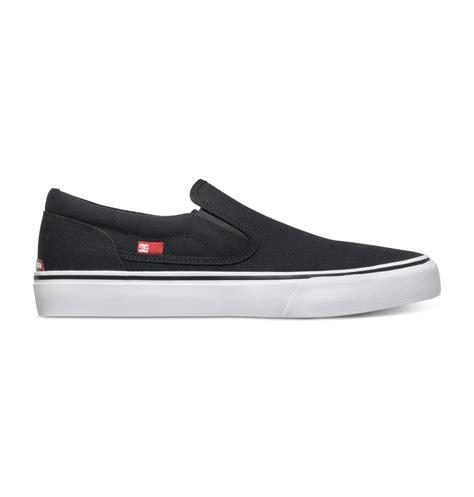 Dc Slipon dc shoes trase slip on shoes adys300184 ebay